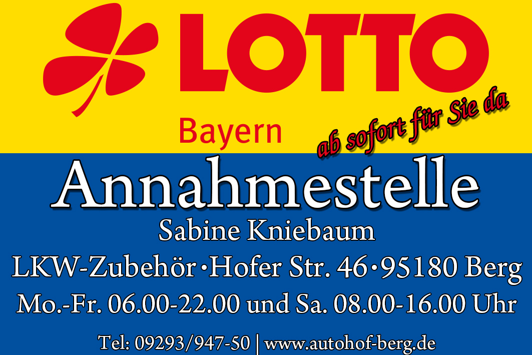 neu lotto annahmestelle lkw zubeh r gmbhlkw zubeh r gmbh. Black Bedroom Furniture Sets. Home Design Ideas